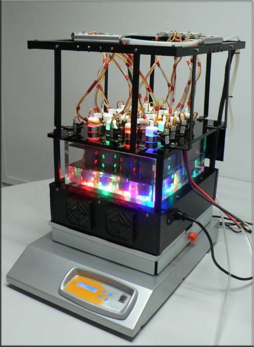 Fotoreactor Medusa Microbeam